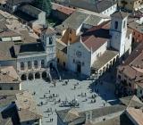 Piazza San Benedetto - Norcia